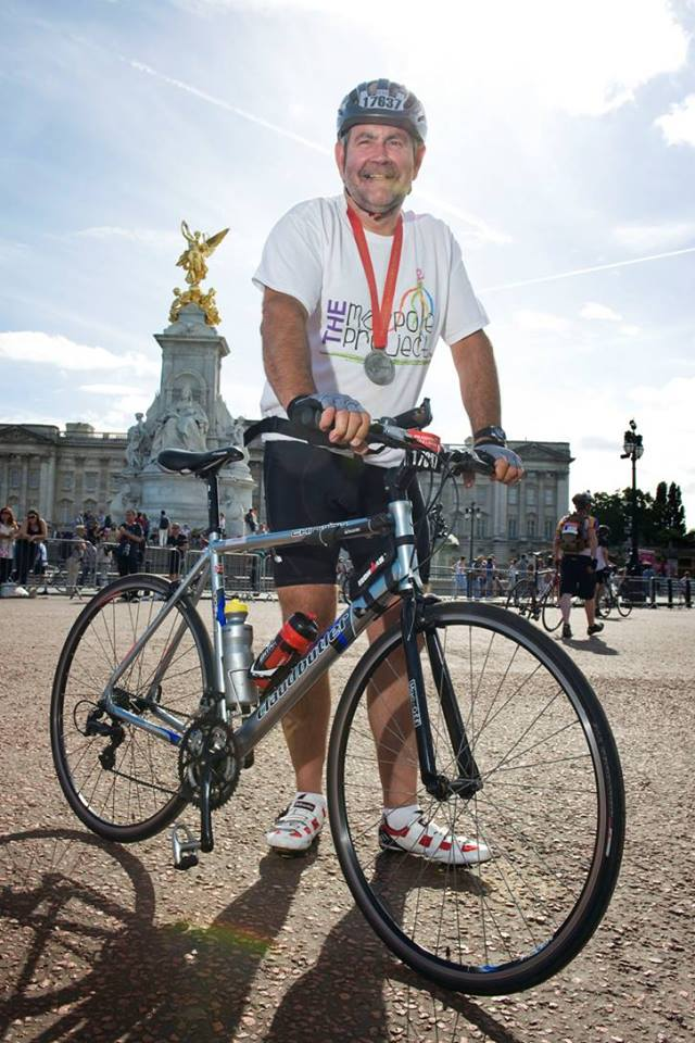 Prudential Ride London-Surrey 100 – The Maypole Project